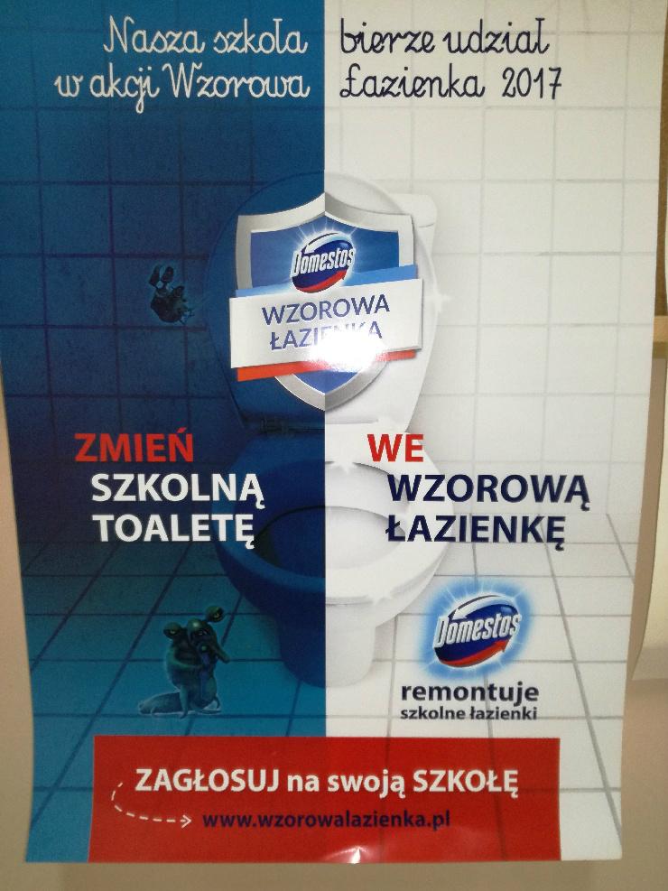 wzorowa łazienka